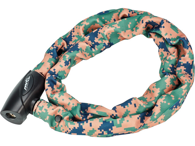 Red Cycling Products High Secure Chain Chain Lock digi camo